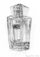 Angel - Thierry Mugler by DarkQueenShizuka