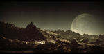 Moonscape by clec