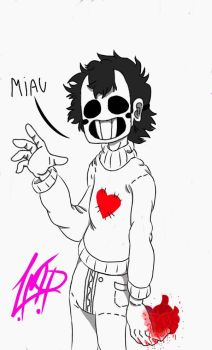 Zacharie sketch  by L09266