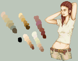 palette contest. by TheThirdAct