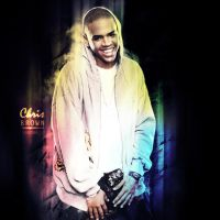 chris brown by hzse