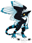 Gift - Dergin Birb by VibrantEchoes