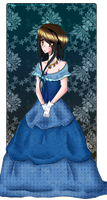 AoH : Winter Ball Dress by NaruSparkles