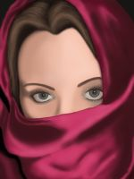 Pink Veil by LynTaylor