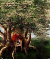 The Treehouse by Trapiki