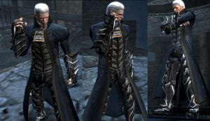 DMC4 Vergil and Beowulf by Zerofrust