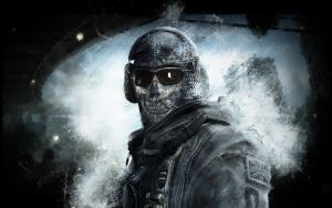 Call of Duty Mw 2 Ghost by RG4M3R