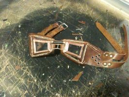 Steampunk Goggles - I by ilK4pp4