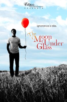 The Moon Under Glass - Poster by fauxster