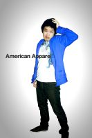 American Apparel Ad 2 by kelvin-oh89