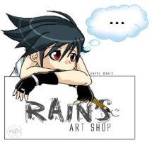 Rain's ART SHOP by InvisibleRainArt
