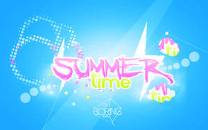 Summer time by Jesus-66