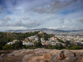Athens at 1440 by draftpodium
