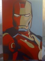 iron man by TheKillingJok3