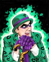 The Riddler by kentarcher