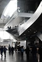 Bmw Museum 'new world' by fenderess
