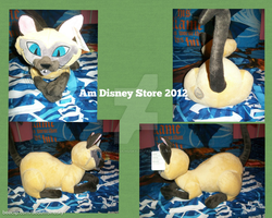 Am Disney Store Plush 2012 by BeautifulHusky
