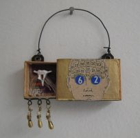 Tiny assemblage: Bone by bugatha1
