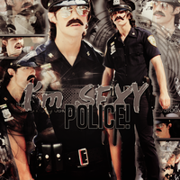 Joe Jonas I'm SEXY POLICE by Martha-JB