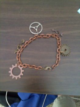 Temporal Trinkets- Wrist-watchless by JMVW