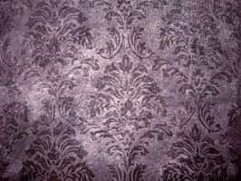 .purple victorian texture. by bloodymarie-stock