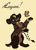 Logan by BlackWolf1112-ADOPTS