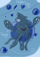 Squee by LadyDeathAndPain