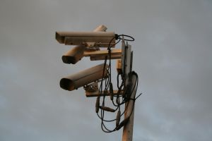 Surveillance camera by enframed
