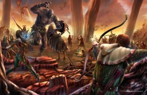 Hero's Bane Cover by Thaldir