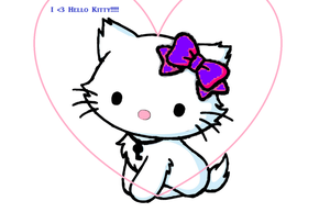 i heart hello kitty 2 by djpaulydfan1