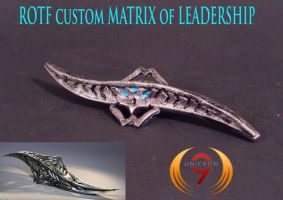 ROTF Matrix of Leadership by Unicron9