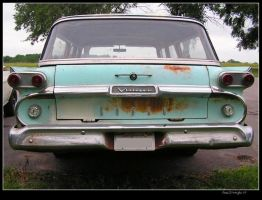 Edsel Villager Rear by colts4us