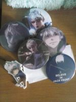 Jack Frost Collection by YuiiChan