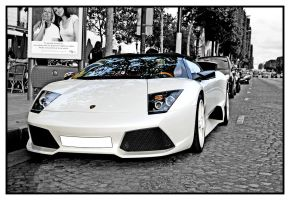 murcielago LP640 roadster   . by psycko91
