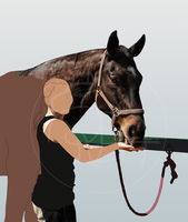 Missing him - WIP IV by RvS-RiverineStables