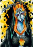 Midna - The high Queen in the Twilight by 1000Dreams