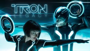 Tron Legacy Wallpaper by Rollbiwan