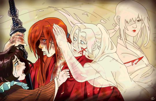 Ruroken Week 2015: Jinchuu by Anubis-005