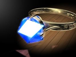 Diamant ring by gapipro