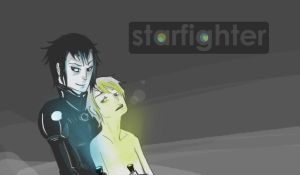 Starfighter: the secret by herman-the-handyman