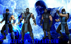 Sub Zero Wallpaper by BeeVue