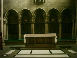 Gothic Altar by Sheona-Stock