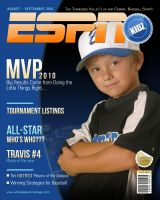 ESPN kidz edition mag by ijographicz