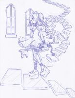 Alice - Dreams of the Keyblade by kamon-san