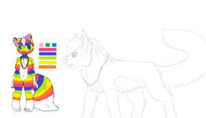 Commission WIP by BlueGriffyon