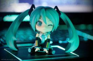 nendoroid miku 2.0 by danzE26