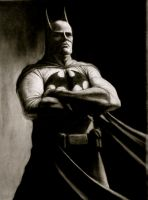 The Batman by Dizzy-O
