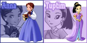 Patch: Anna -bonus- Tuptim by Street-Angel