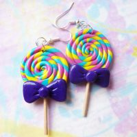 colorfull lollipops by lemon-lovely