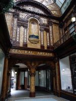 central arcade by awjay